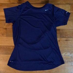 Nike Running Dri-Fit Short Sleeve Shirt